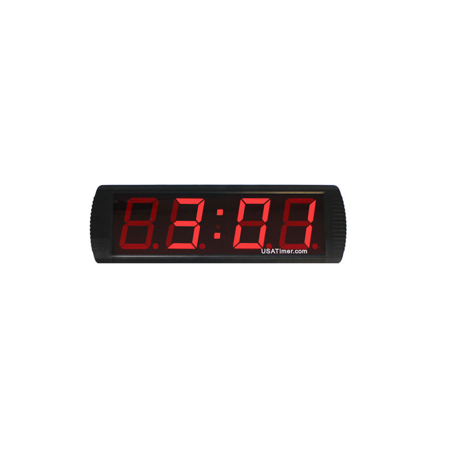 Wall Timers Programmable Timer For Mma Fitness Garage Gym Workout 28 Led Clock Circuit Usa Studio Fight