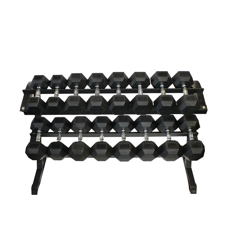Dumbbell & Kettlebell Racks