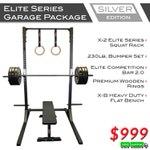 Elite Series Garage Package Silver