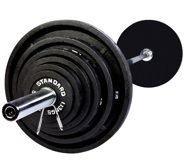 Olympic 300LB Weight Set