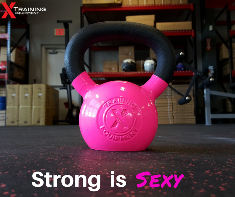 Pink Premium Kettlebell 35lb / 16kg - Out of Stock