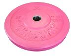 X Training Equipment® 25LB Premium Pink Bumper Plate Pair