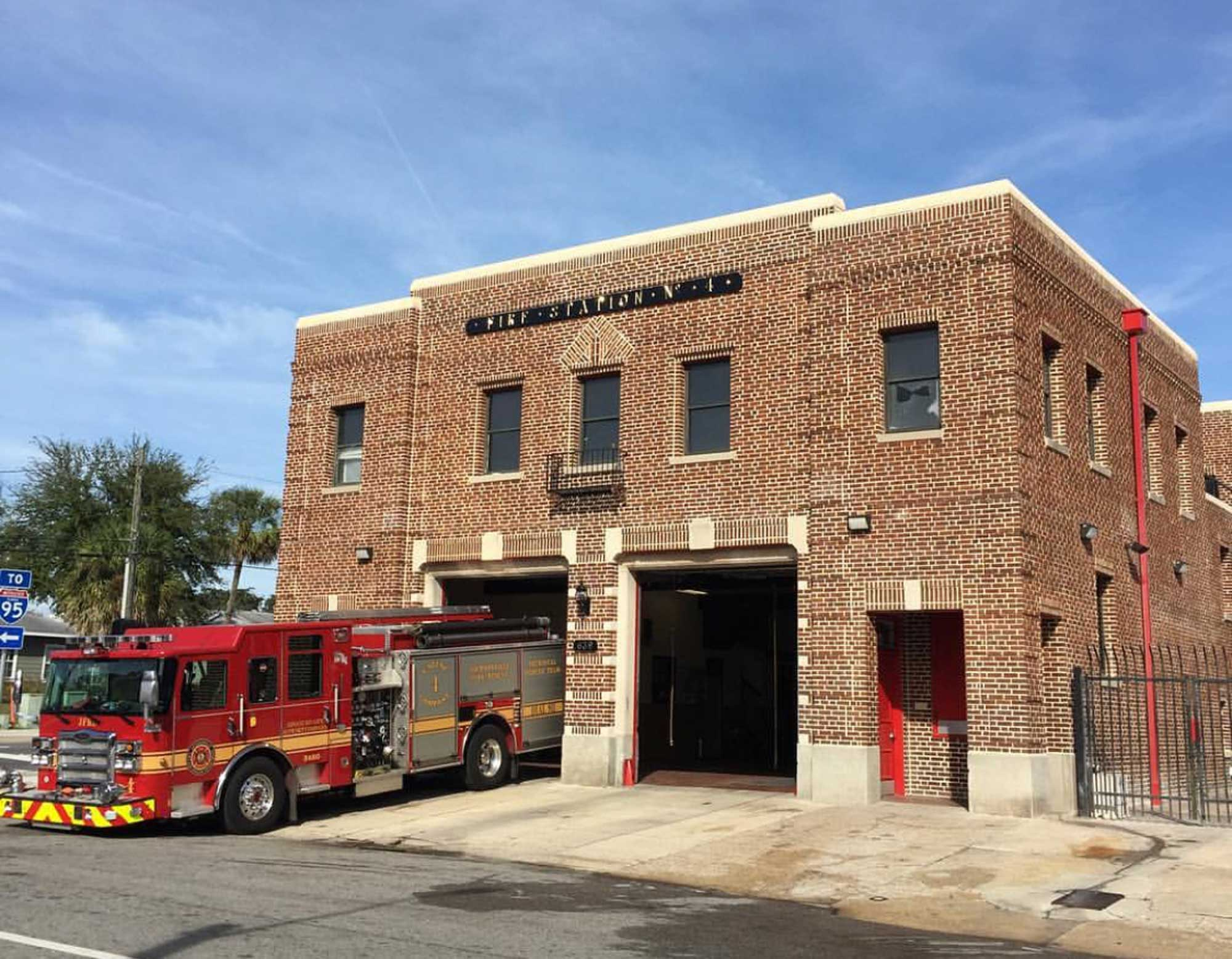 Don Murray Fire station