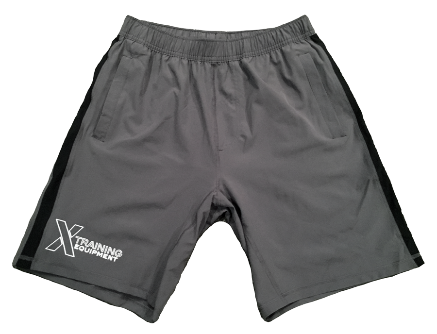 X Training Air Performance Fitness Shorts - Gray