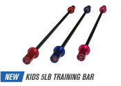 Kids training barbell