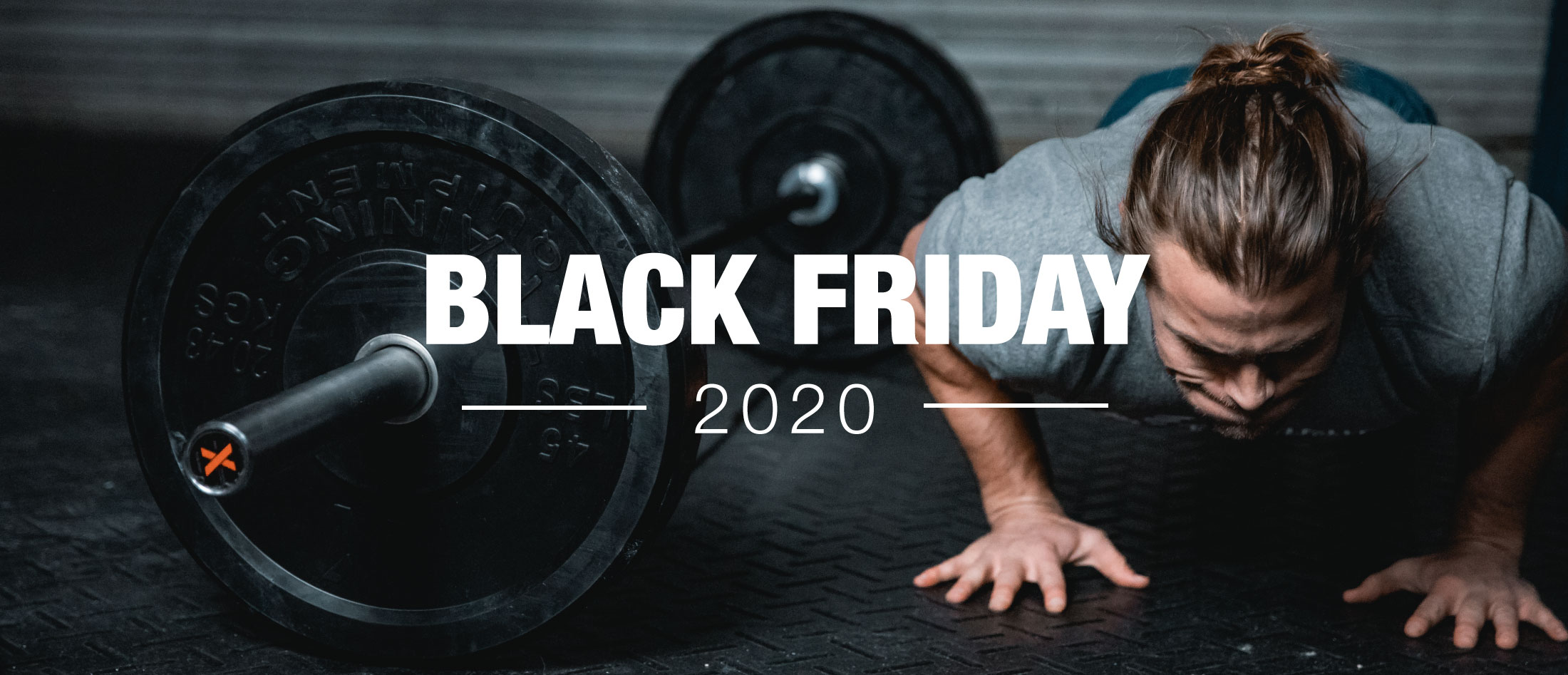 X Training Black Friday 2020