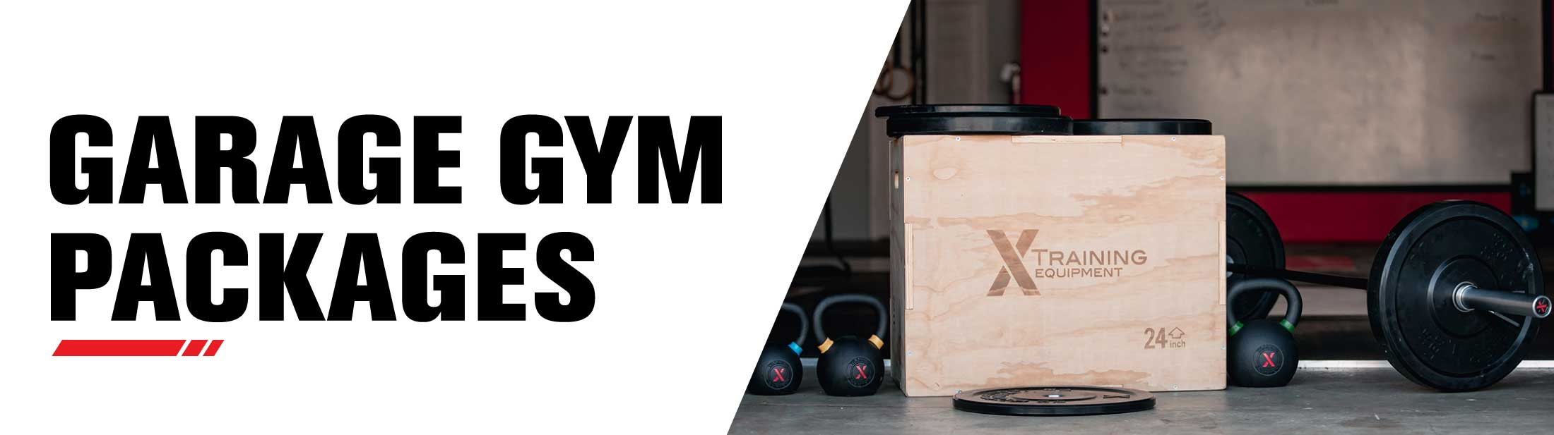 Elite Series Garage Gym Packages