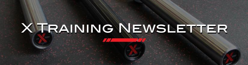 X Training Newsletter Signup