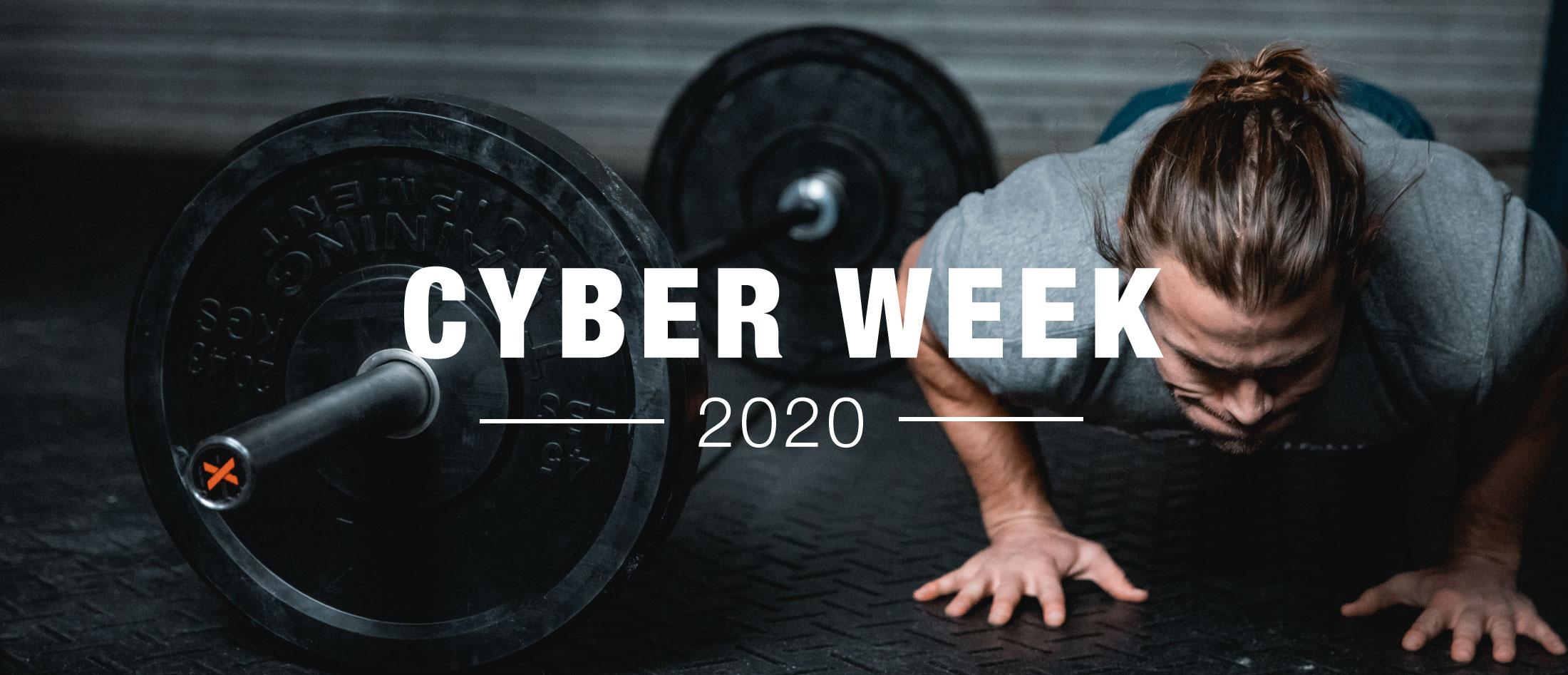 X Training Cyber Week 2020
