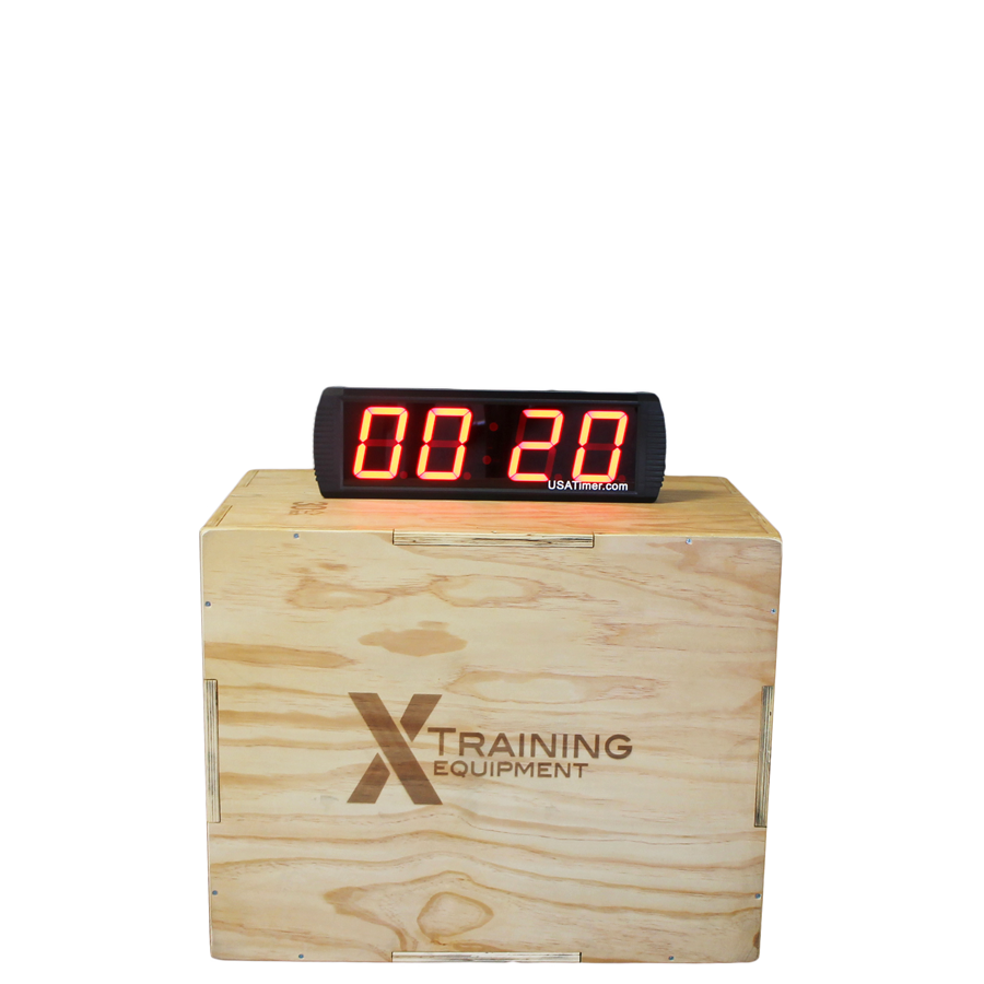 Full size gym timer multiple workout usa at training