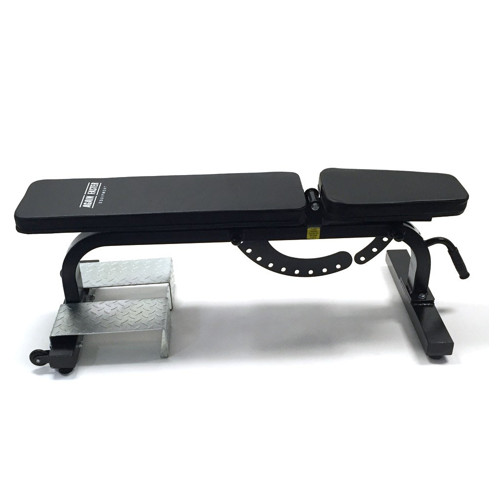 Again Faster® Adjustable Weight Bench