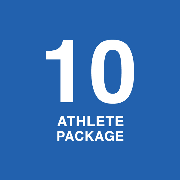 Ten Athlete Package