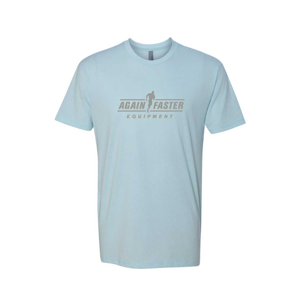 Mens - Logo - Ice - Premium Blend Fitted T-Shirt