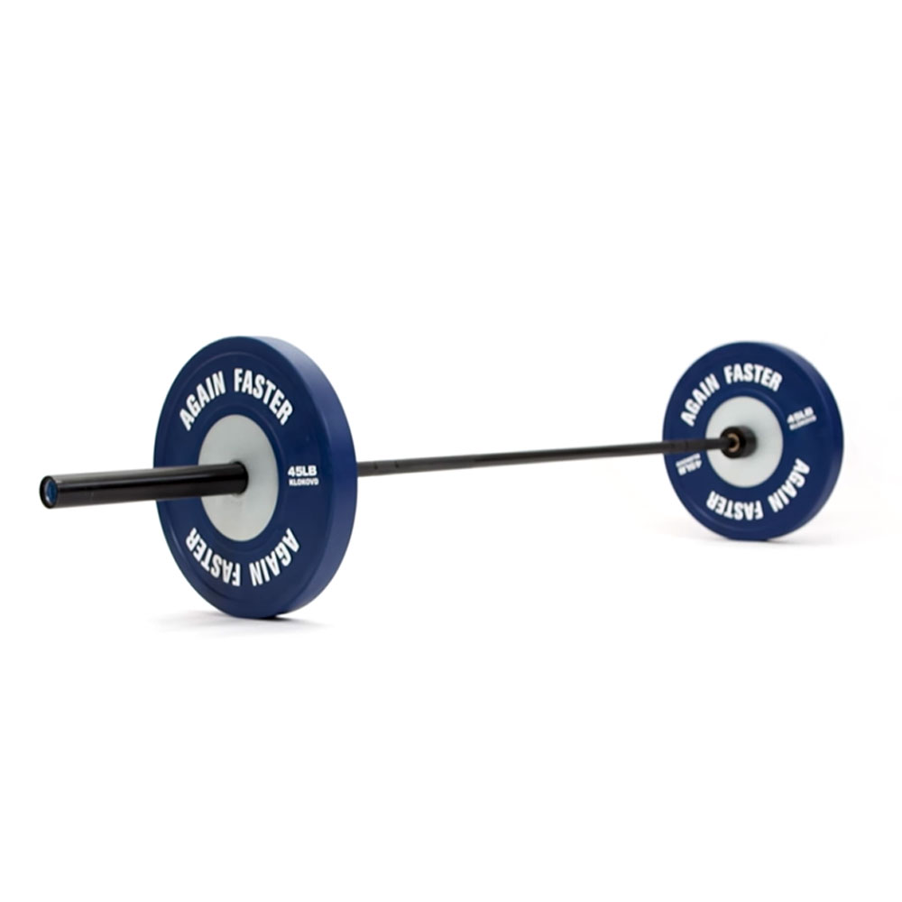 team barbell hybrid bearing bushing bar 20kg 15kg equipment