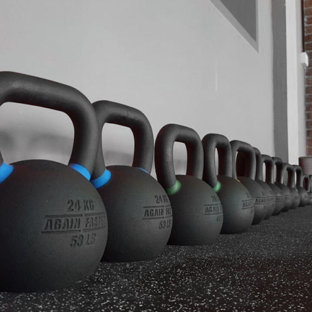 Team Kettlebell Set - Out of Stock