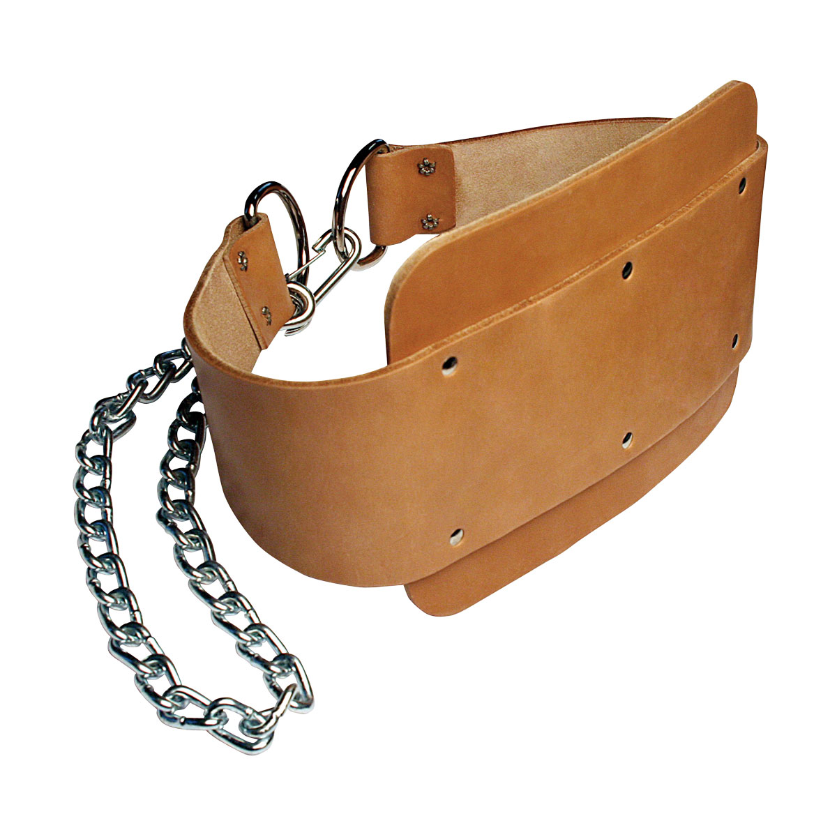 Body Solid® Leather Dip Belt