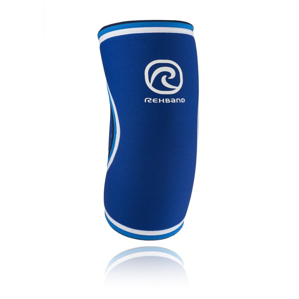 Rehband 7081 Blue Elbow Support - 5mm Single - XXL