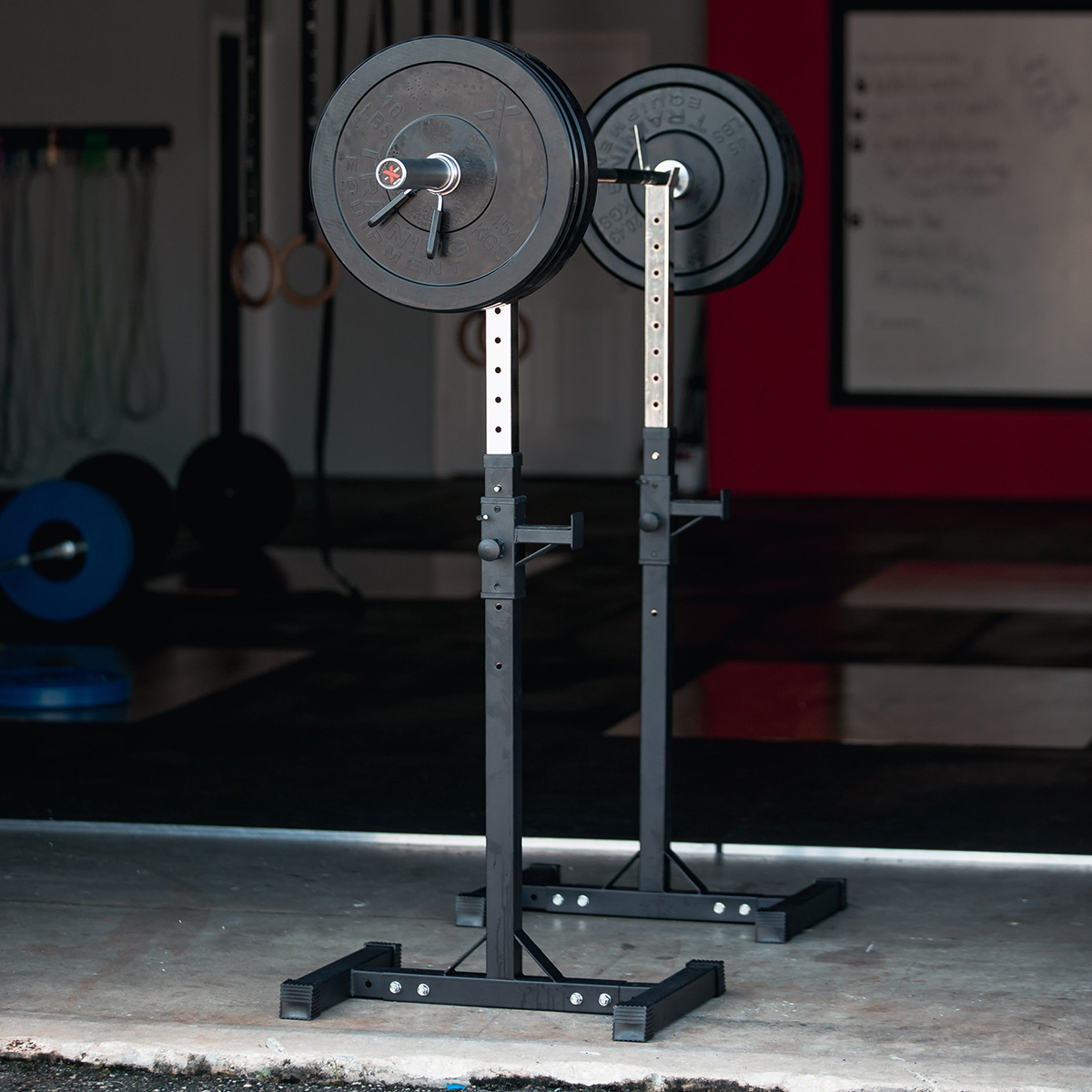 XG Garage Gym Package