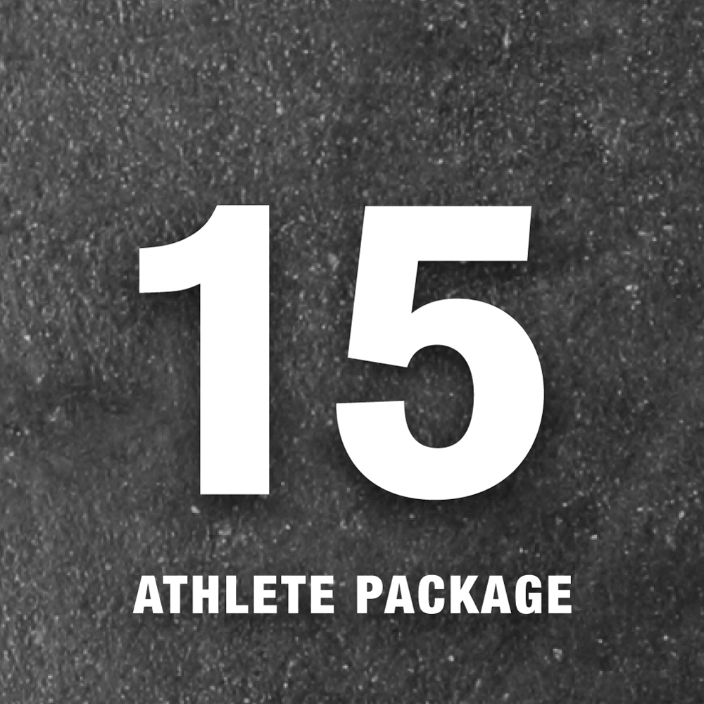 15 Athlete Gym Package