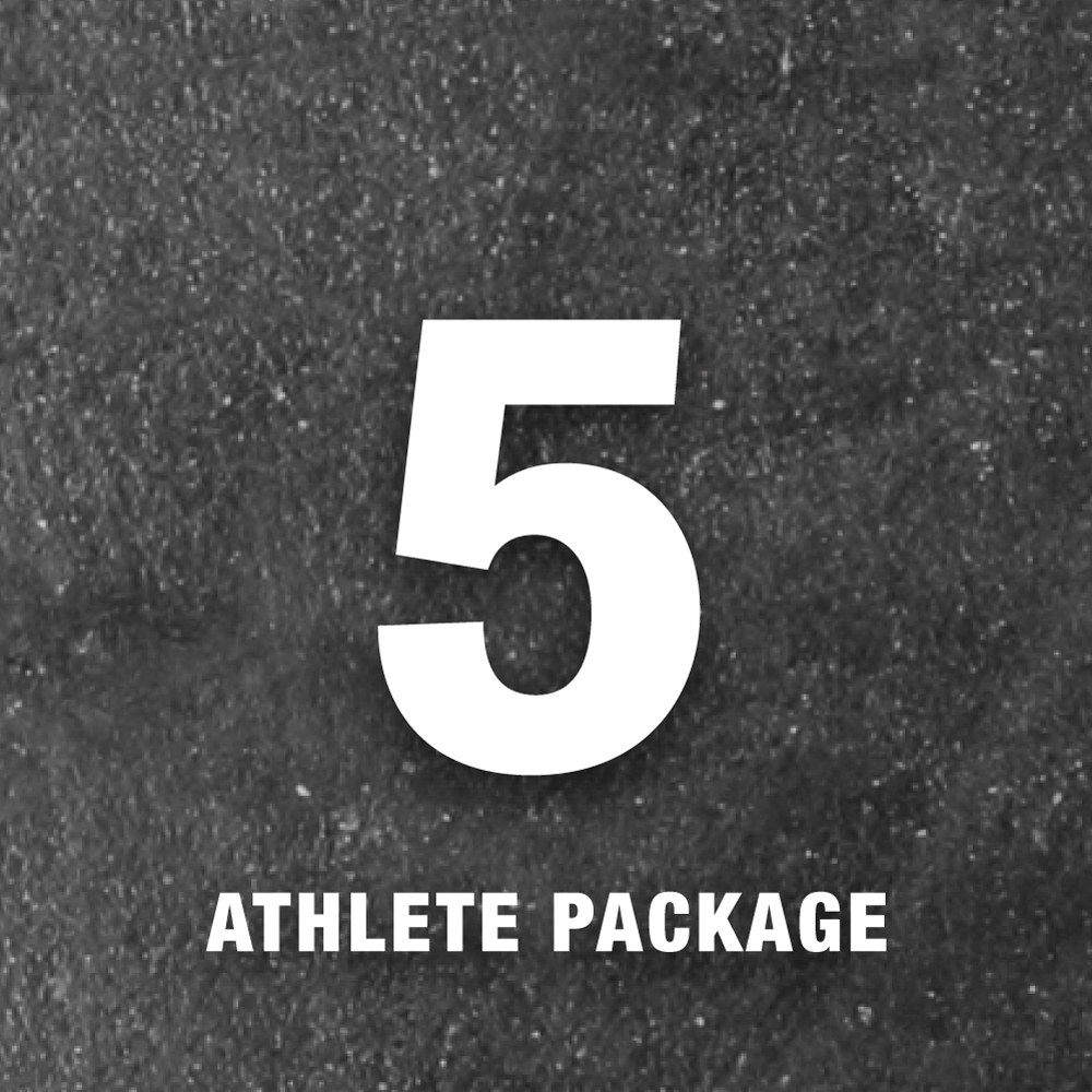 5 Athlete Gym Package
