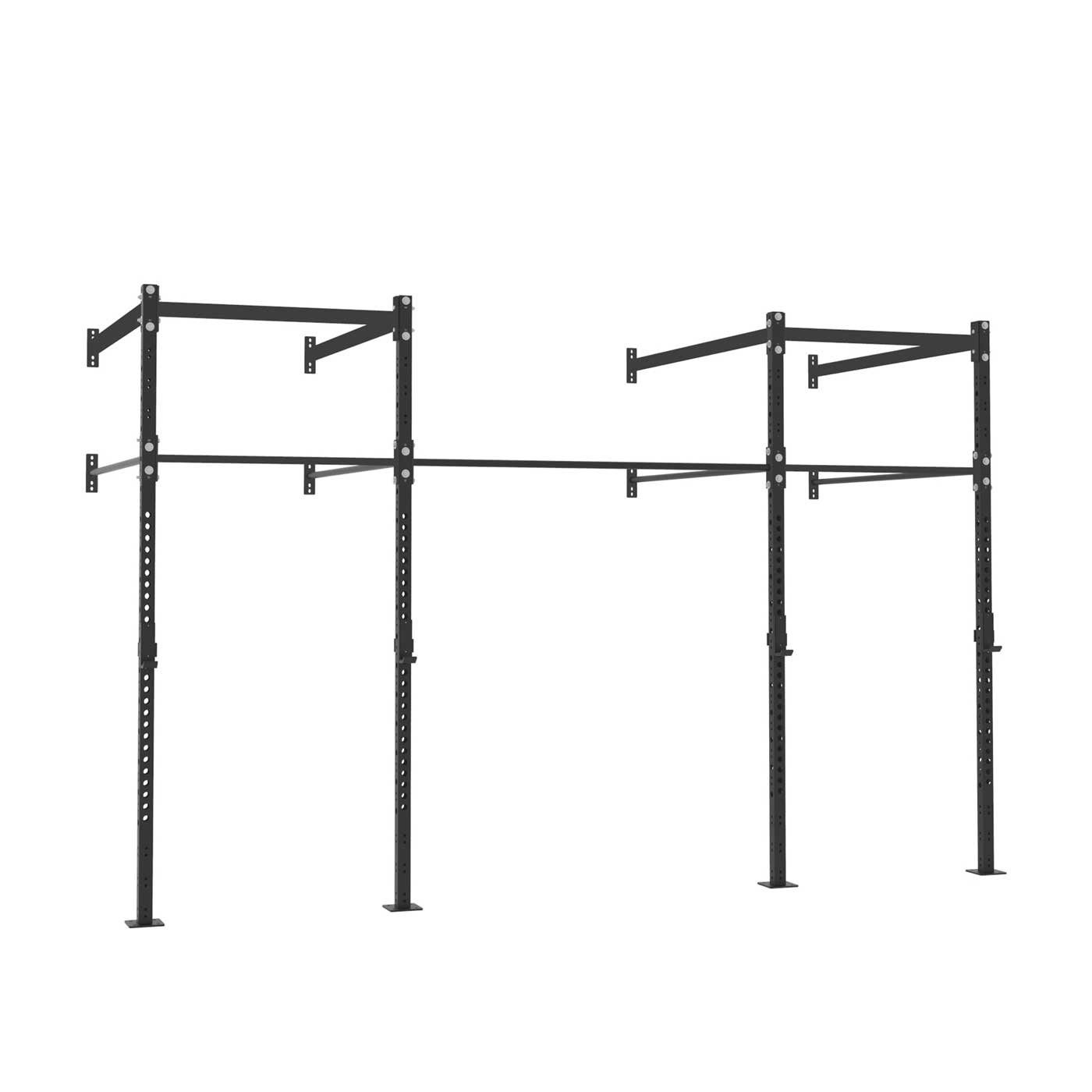 14ft Wall Mount Pull-Up Rig