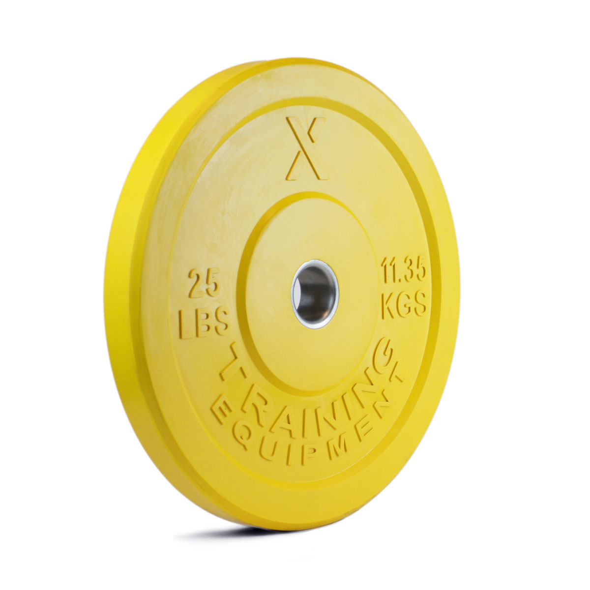 25LB Premium Color Bumper Plate Pair