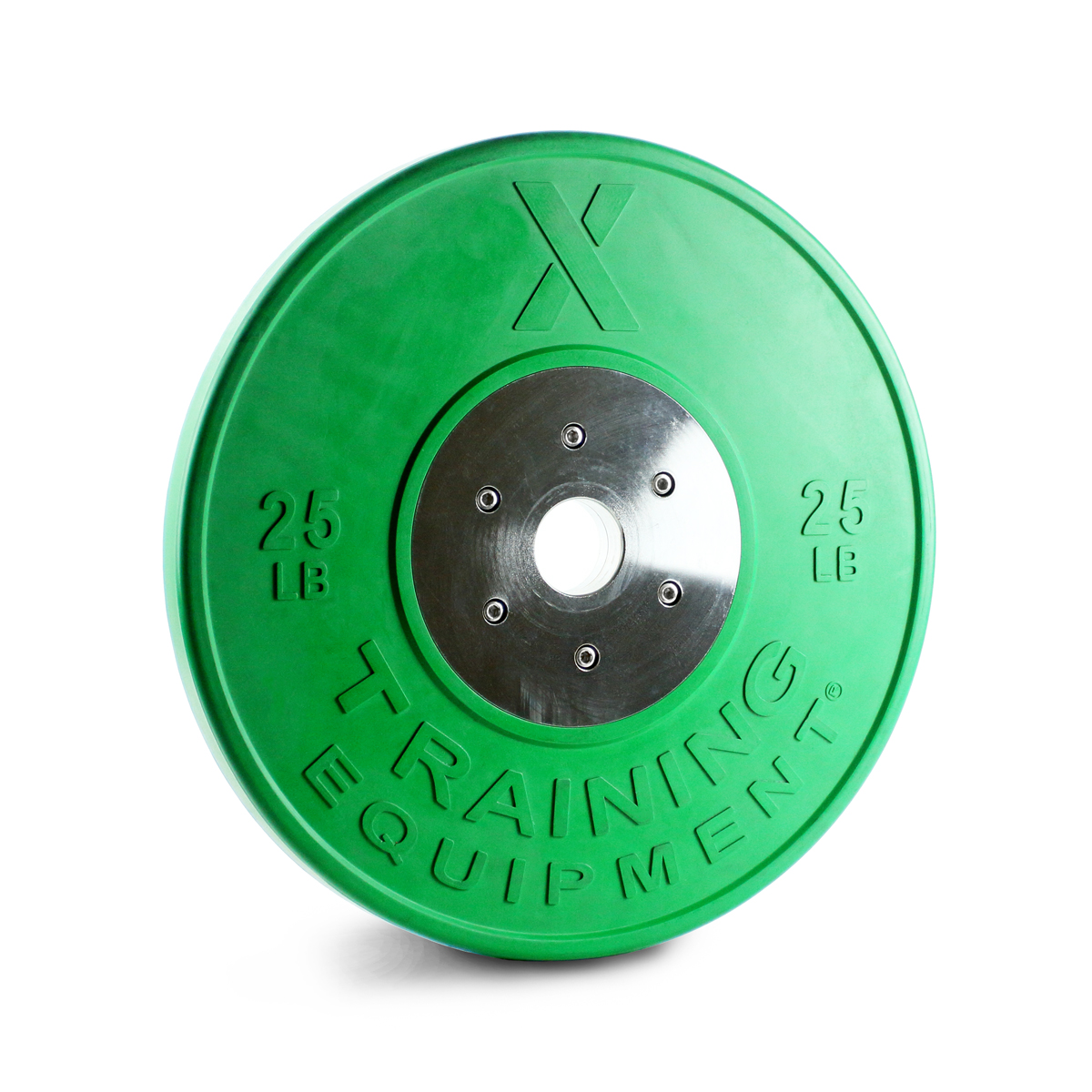 X Training Equipment® 25LB Pair Elite Competition Bumpers