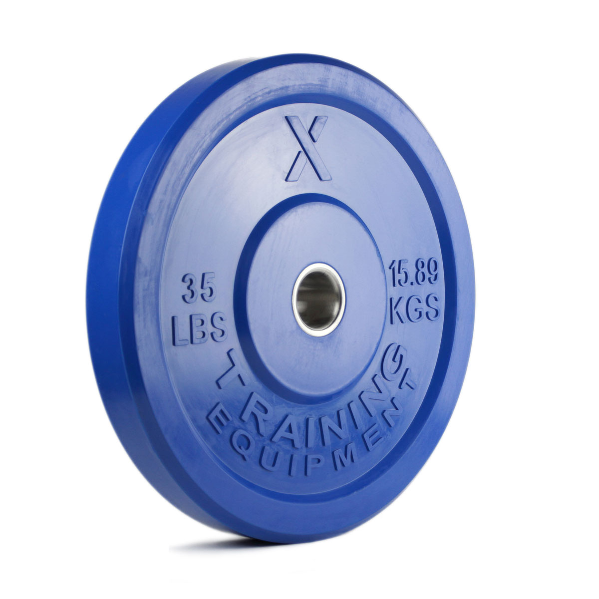35LB Premium Color Bumper Plate Pair