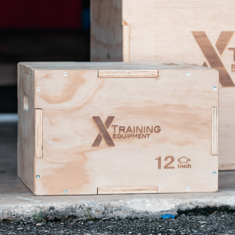 """Small Wood Plyobox - 12""""x16""""x18"""" - Out of Stock"""