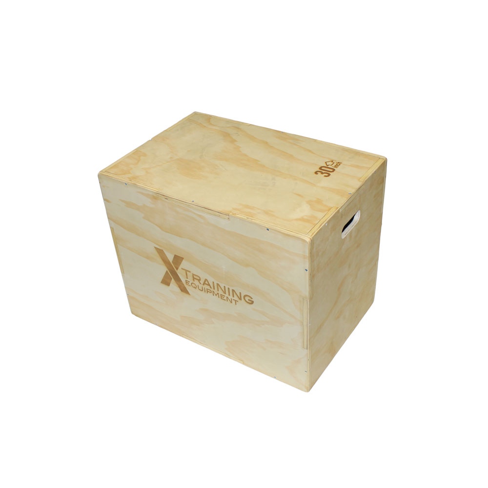 X Training Equipment Wood 3n1 Plyobox - 20