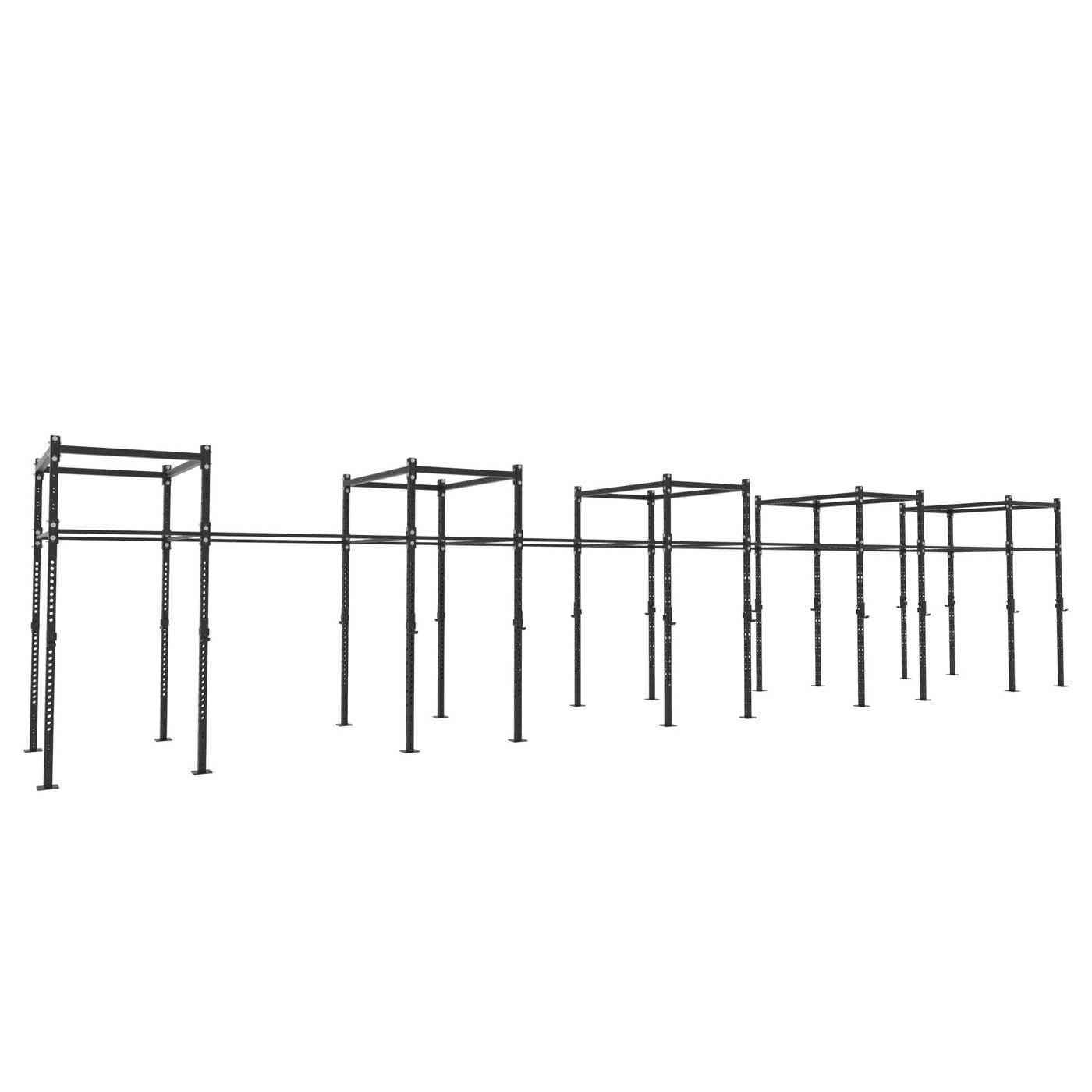 44ft Freestanding Pull-Up Rig