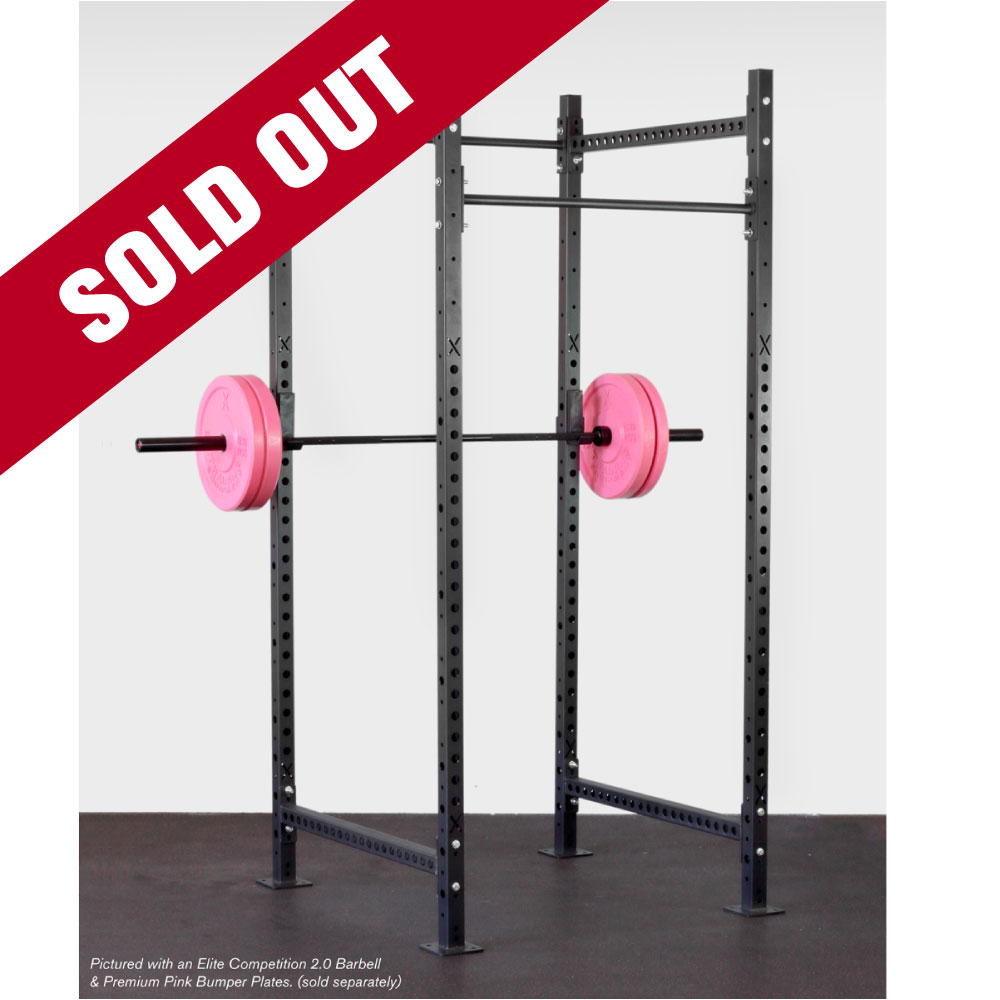 X Training Equipment® 4x4 Elite Power Rack - Currently Out of Stock