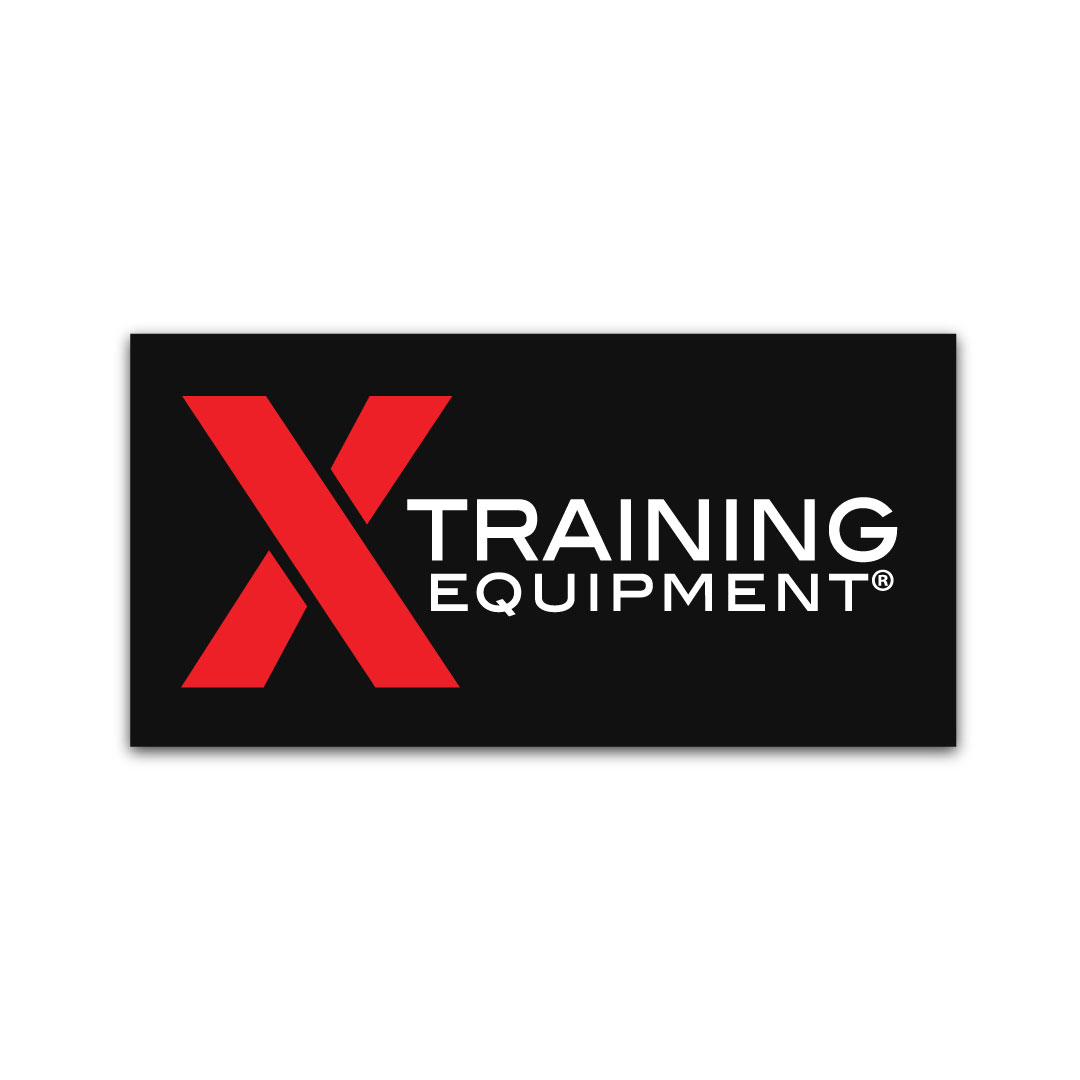 X Training Equipment® Logo Banner - 2ft x 1ft