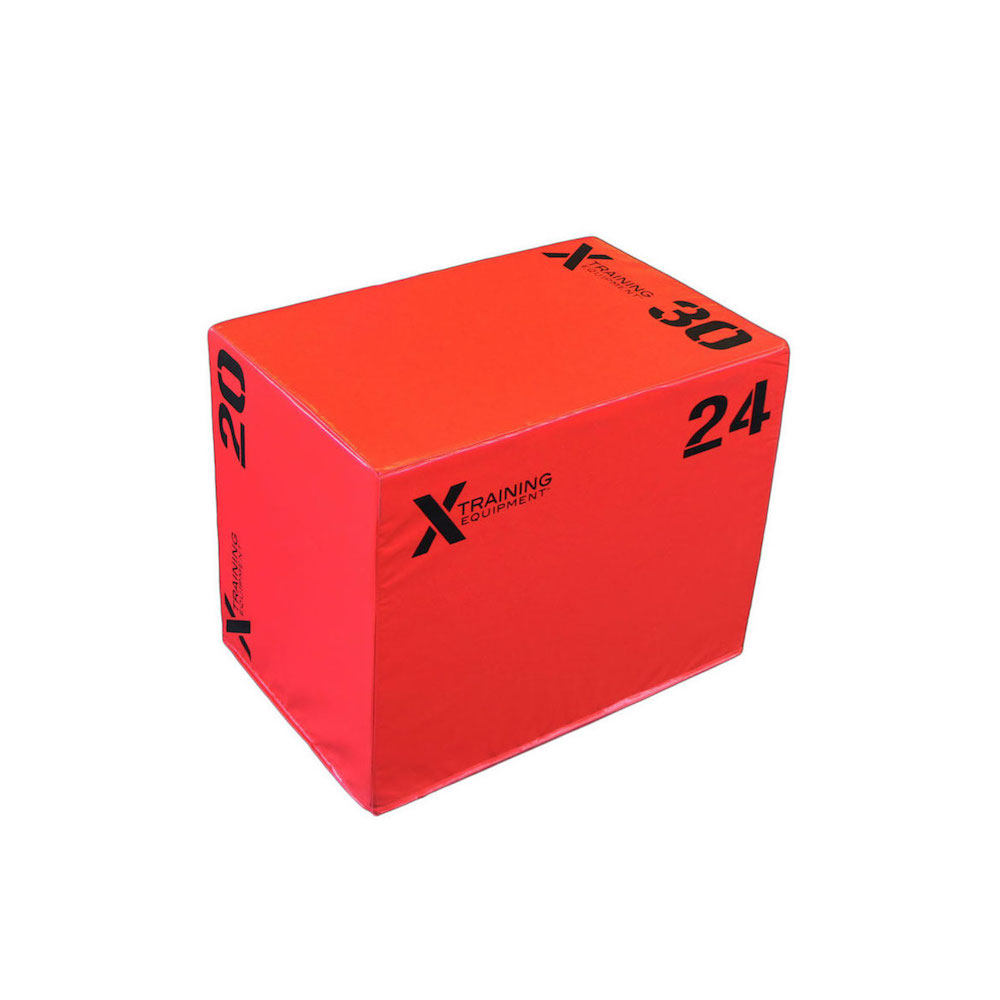 X Training Equipment® Soft 3-n-1 Plyo Box - ECHO (Light - 14lbs)