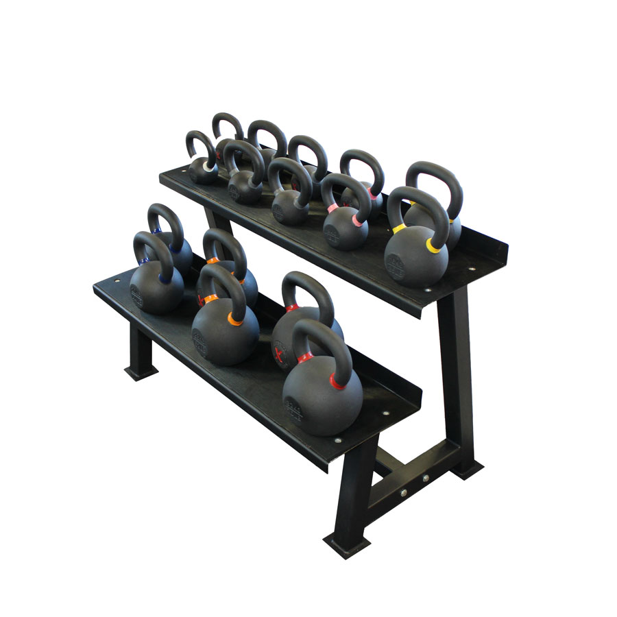 X Training Equipment® Kettlebell Rack