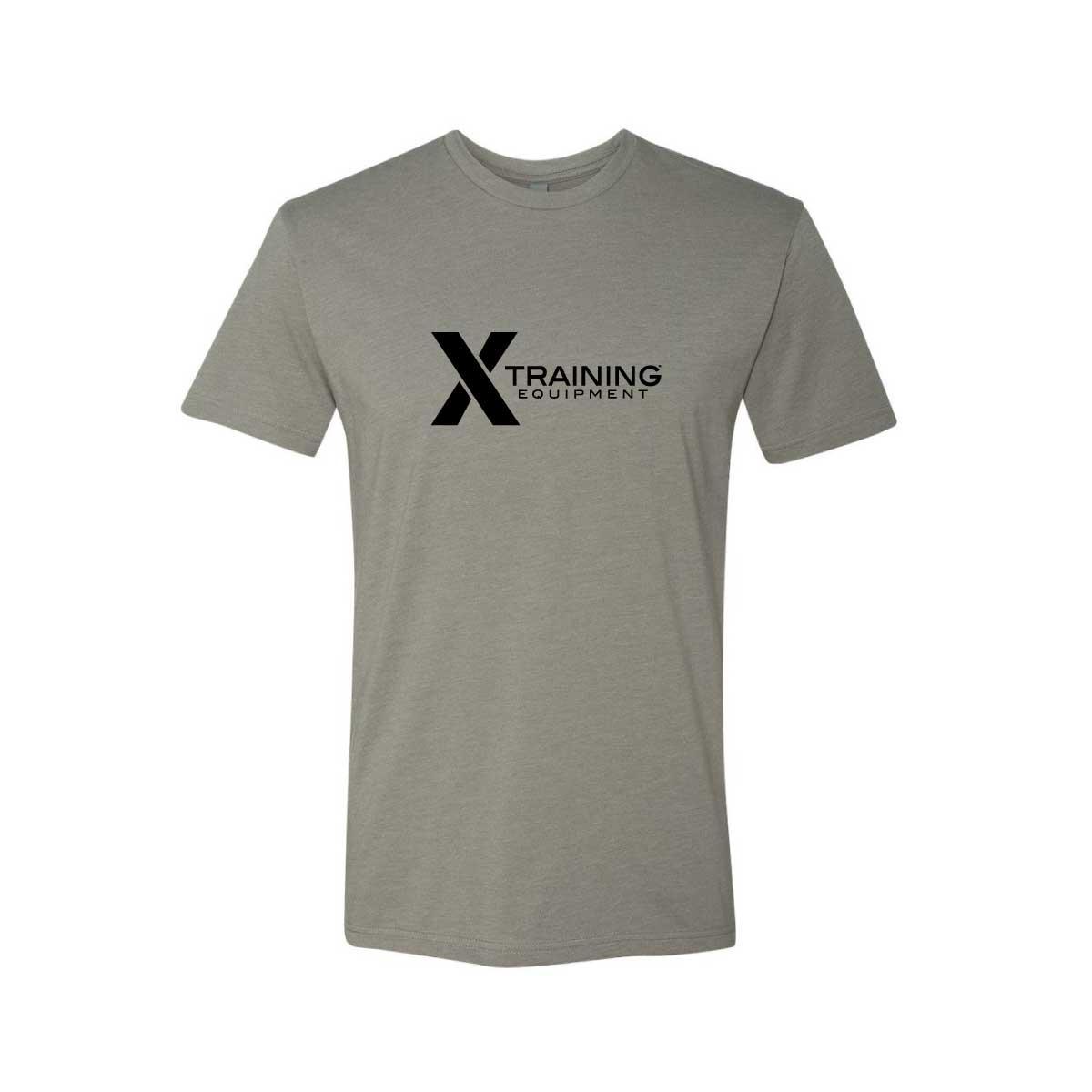 Mens - Logo - Stone - Premium Fitted T-Shirt