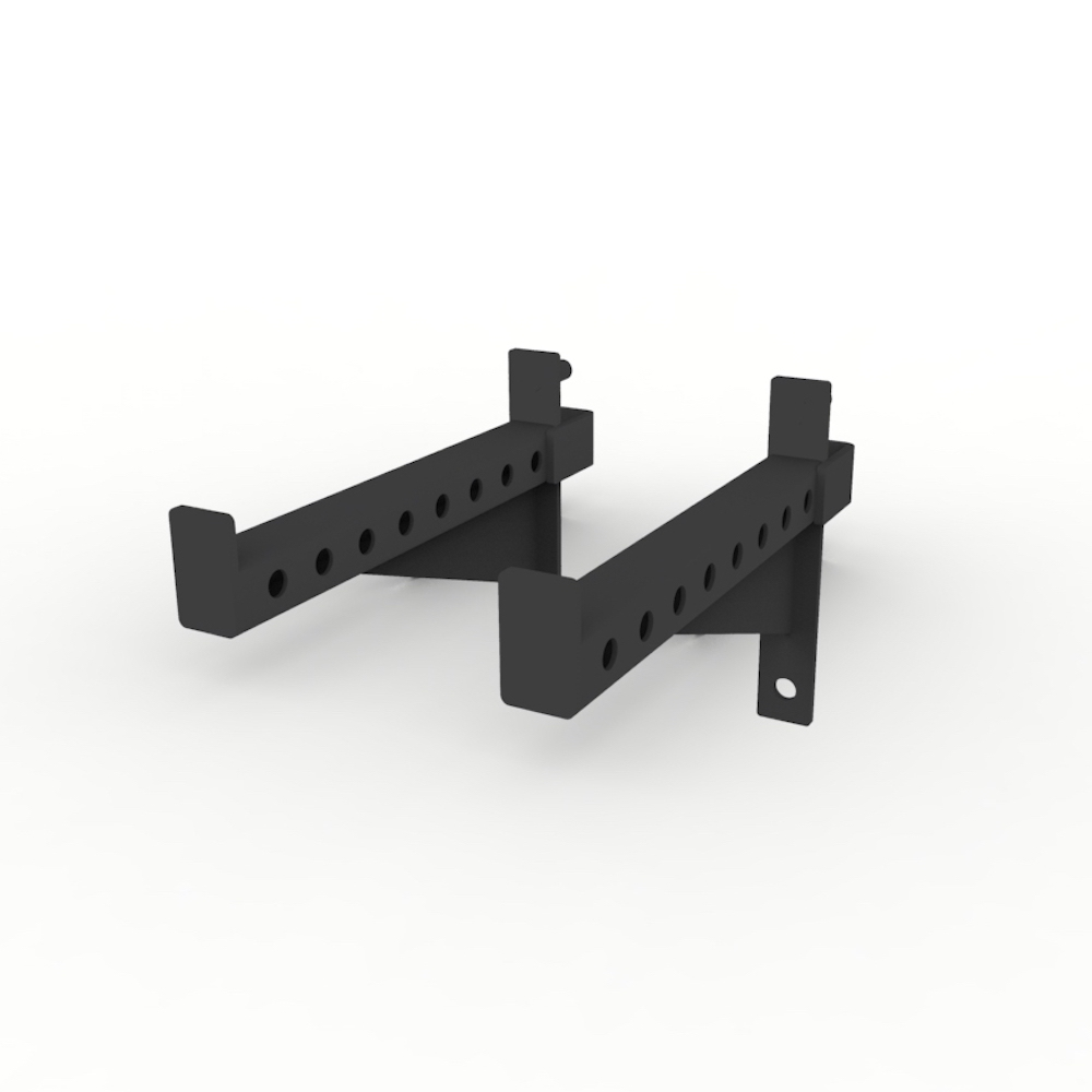 X Training Equipment® Spotter Arm Pair