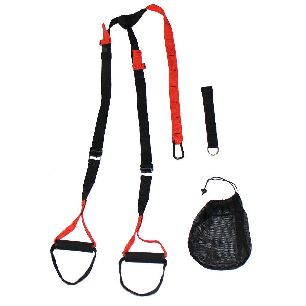 X Training Equipment® Suspension Training Kit - Home Gym Trainer