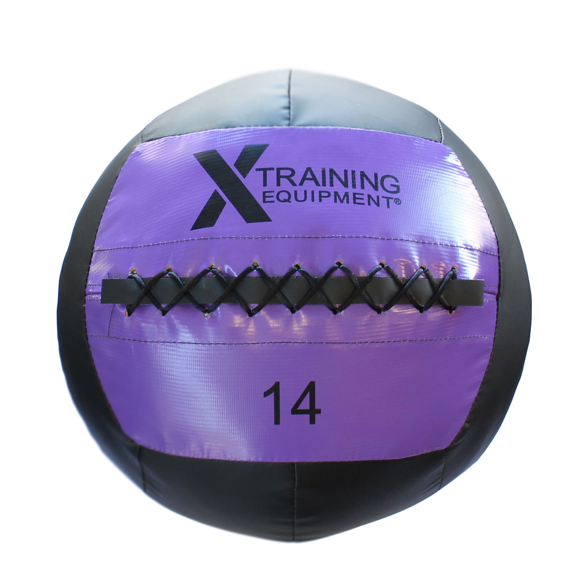 010c45f6d 14LB Wall Ball - Heavy-Duty Medicine Ball - Free Shipping
