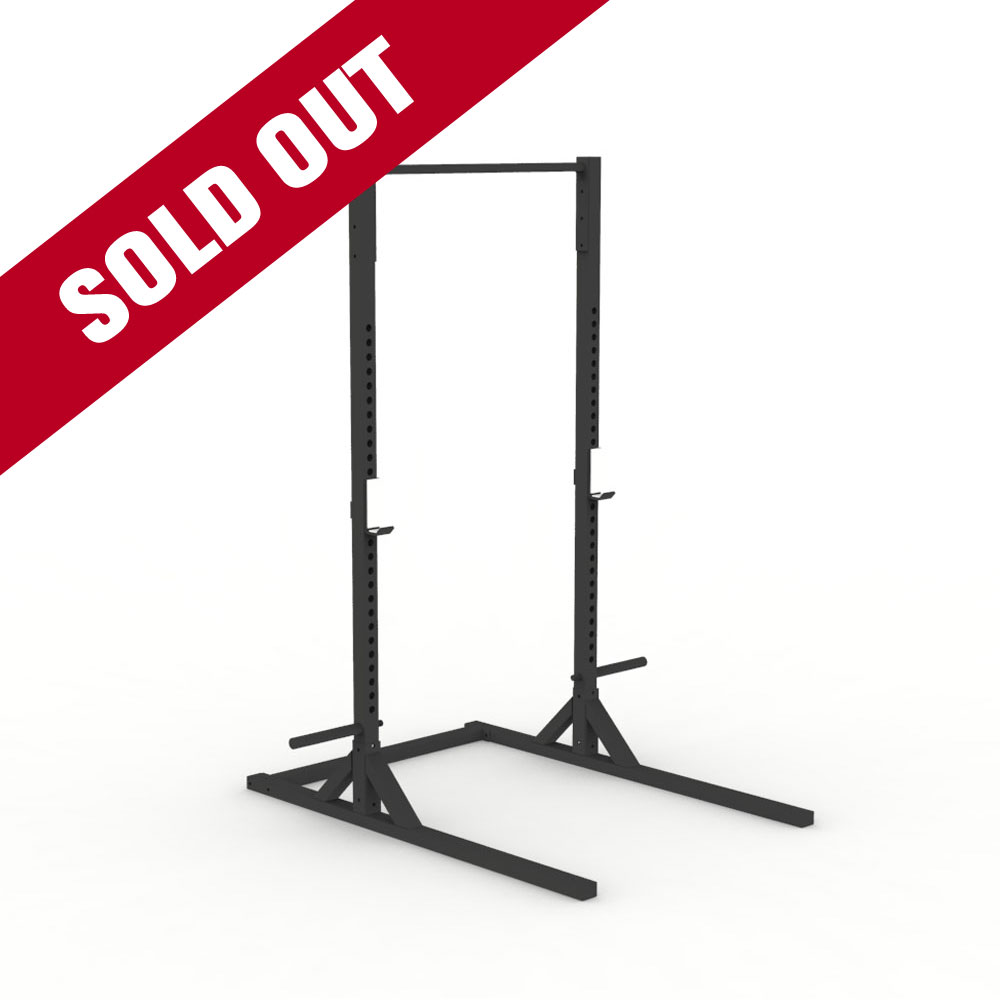 X-2 Elite Series Squat Stand with Pull-up Bar - Currently Out of Stock