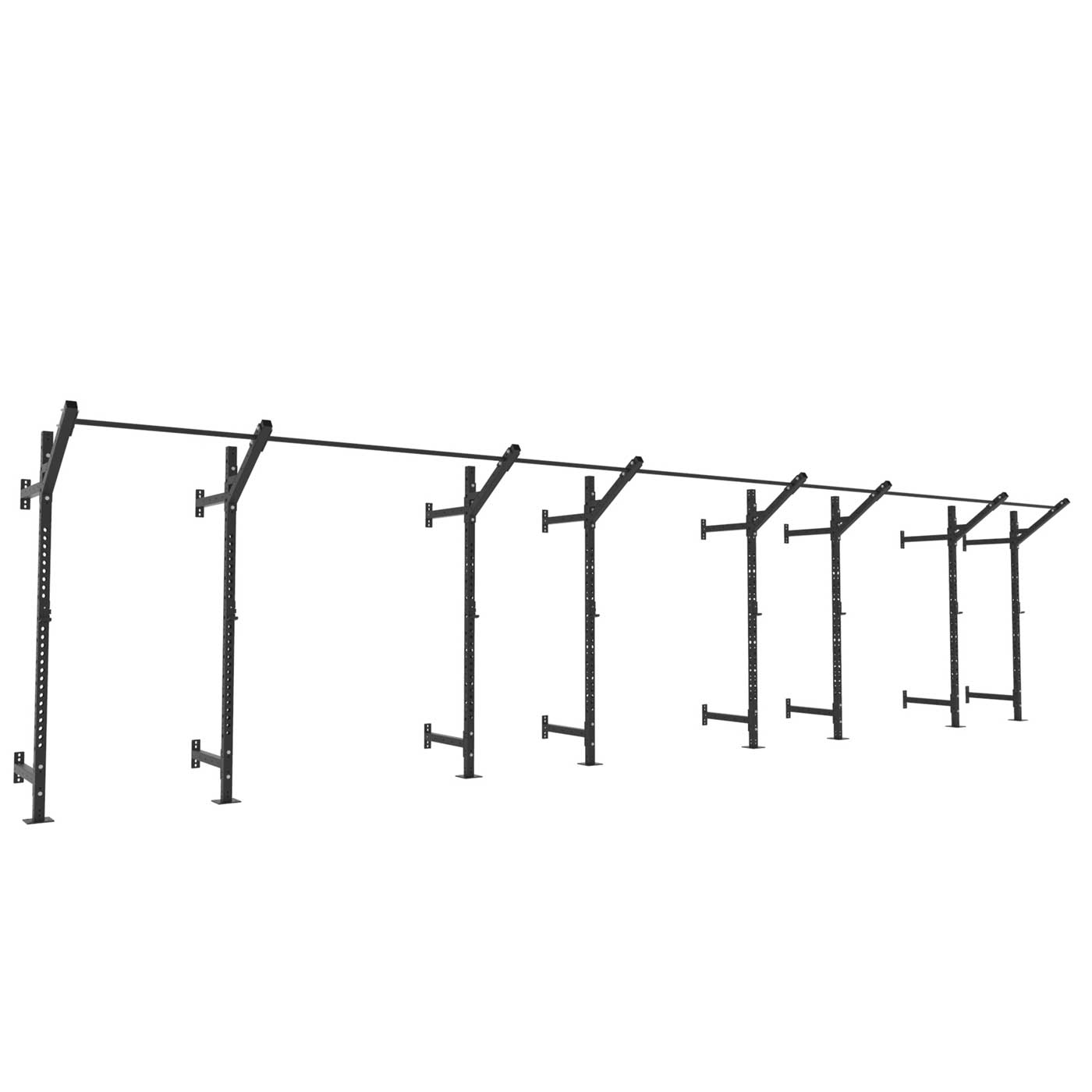 34ft XSR Wall Mounted Pull-up Rig