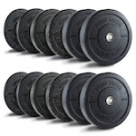 Again Faster® Crumb Rubber Bumper Set - 1,000lb - Pre-Order Now - ETA 8/20