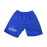 Again Faster® Air Performance Fitness Shorts - Blue