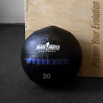 Again Faster® Medball Pair