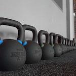 Team Kettlebell Set