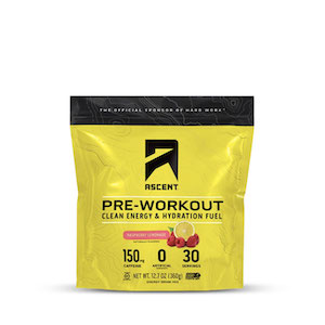 Ascent Pre Workout - Out of Stock