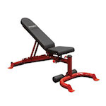 Body Solid Adjustable Flat/Incline/Decline Bench