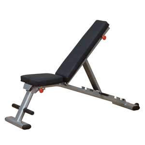 Body Solid Adjustable Folding Multi-Bench
