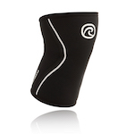 Rehband Black Knee Support 5mm (Single) - XXL