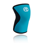 Rehband 7751 Turquoise Knee Support (Single)